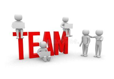 Mitarbeiter Neujahrstreffen bei Teamconsult
